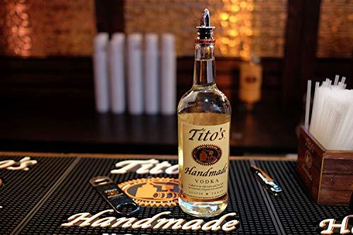 Tito´s Handmade Vodka 40% vol., 6-fach destilierter Wodka aus 100% Mais, Vodkamarke Nr. 1 in den USA (1 x 0.7 l) - 4
