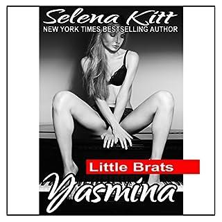 Little Brats: Yasmina audiobook cover art