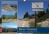 Mit dem Rennrad zum Mont Ventoux (Wandkalender 2021 DIN A3 quer): Bilder von Radtouren um und auf den Mont Ventoux (Monatskalender, 14 Seiten )