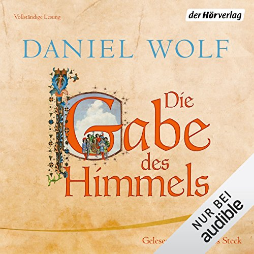 Die Gabe des Himmels audiobook cover art