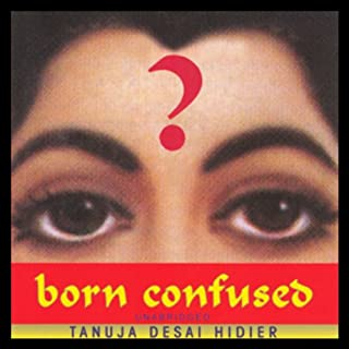 Born Confused audiobook cover art