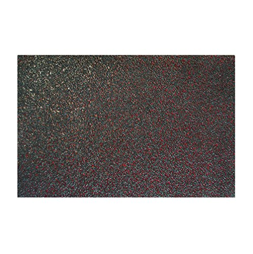 Mercer Industries 418080 Silicon Carbide 12' x 18' Floor Sanding Sheets, 80 Grit (20 pack)