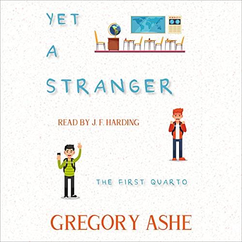 Couverture de Yet a Stranger