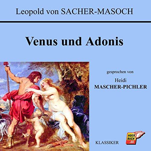 Venus und Adonis audiobook cover art