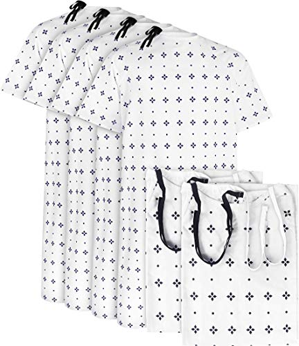 Utopia Care 6 Pack Cotton Blend Unisex Hospital Gown, Fits Sizes up to 2XL Blue