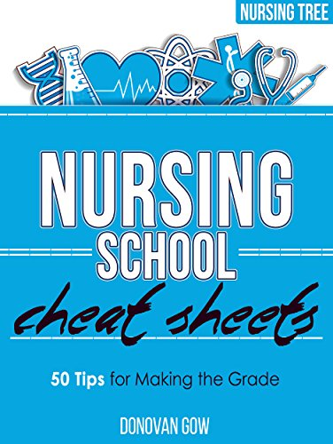 Top 10 best selling list for nursing school clinical tips