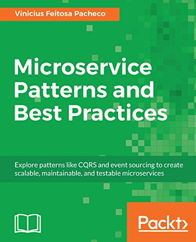 Microservice Patterns and Best Practices: Explore patterns like CQRS and event...