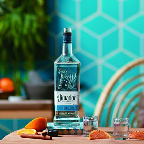 Tequila el Jimador Blanco 100% Agave - 3