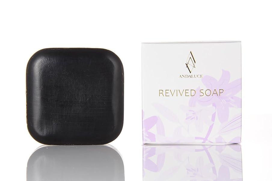 モノグラフ商品アーティファクトリバイブドソープ~REVIVED SOAP~(至高のAHAフルーツ酸SOAP)100g