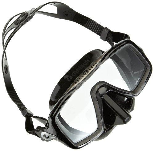 Aqua Lung Uni Tauchmaske Ventura+, black, 119100