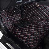 N/A Tapis de Sol de Voiture, pour Peugeot 206 CC 207 CC 307 SW 308 CC 308GT 308SW 407408 508SW 607 3008