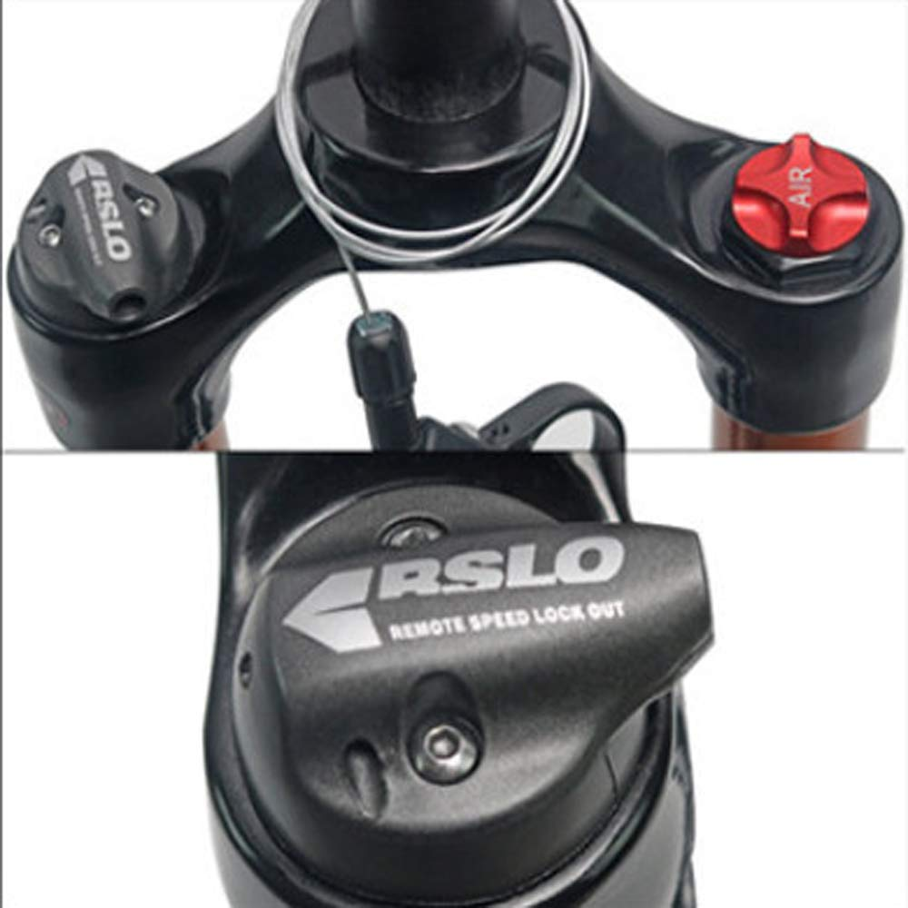 ZTZ - Horquilla de aleación de magnesio para Bicicleta: Amazon.es ...
