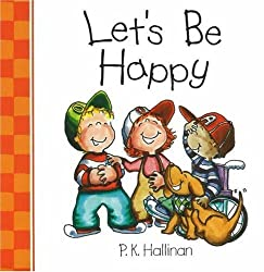 Let's Be Happy Board Book