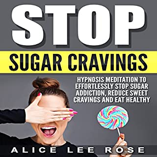 Stop Sugar Cravings audiobook cover art