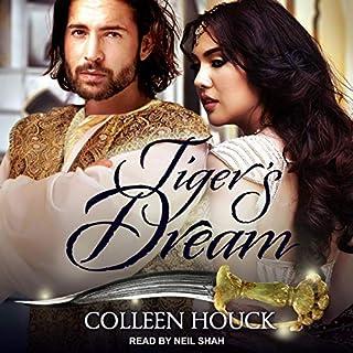 Tiger's Dream audiobook cover art