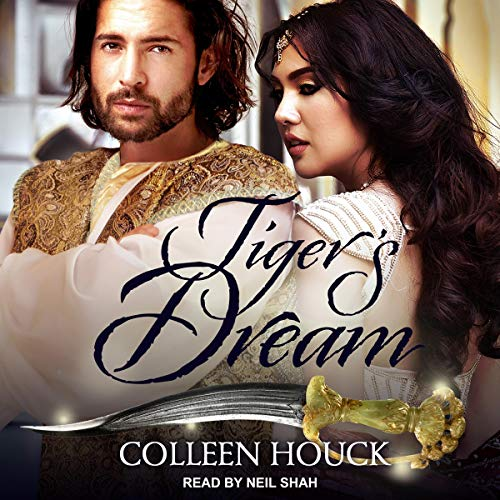 Tiger's Dream audiobook cover art