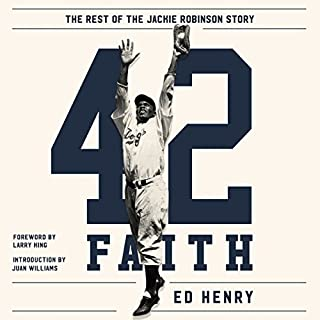 42 Faith audiobook cover art