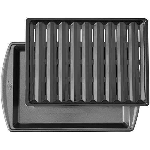 Wilton 17-Inch Nonstick Broiler Pan