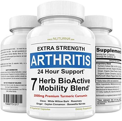 Arthritis Relief Supplement Joint Tenderness Stiffness Support Rheumatoid Arthritis BioActive product image