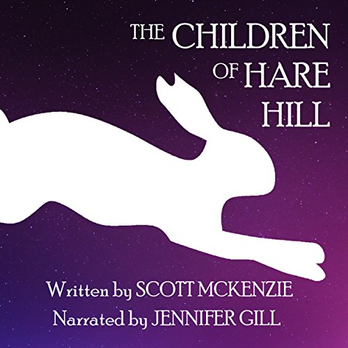 The Children of Hare Hill cover art