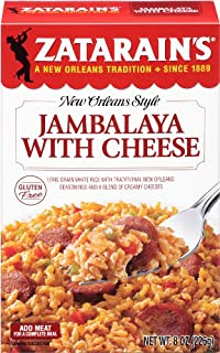 Best jambalaya with cheese zatarain's Reviews