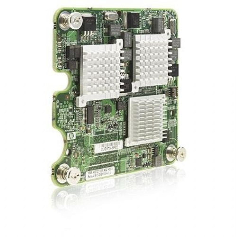 HP NC325m PCI Express クアッドポート ギガビットサーバーアダプター (416585-B21) - (認定整備済み)
