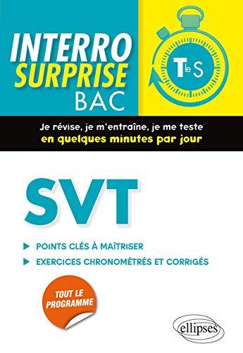 Interro Surprise SVT Terminale S