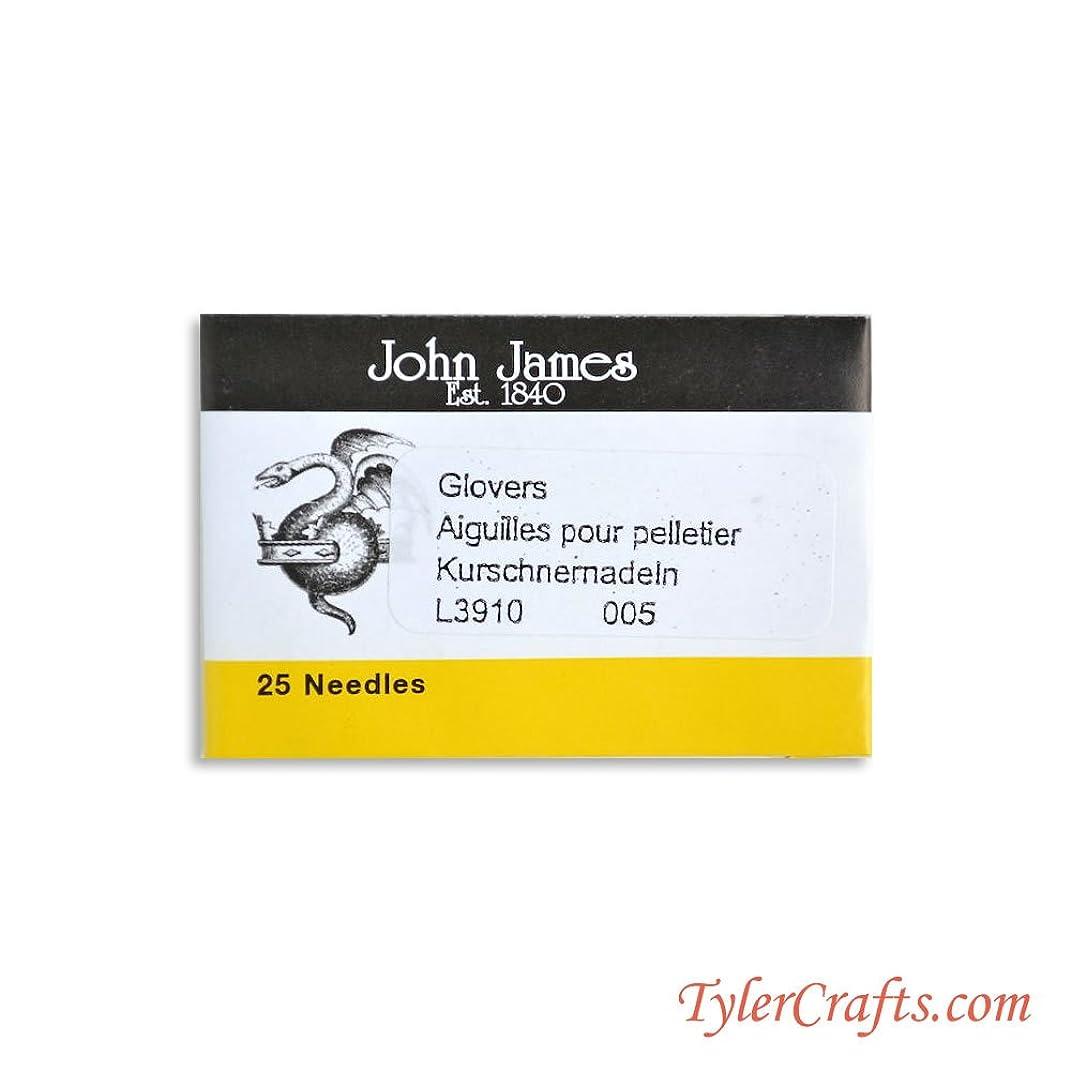 John James Glovers Needles (5)