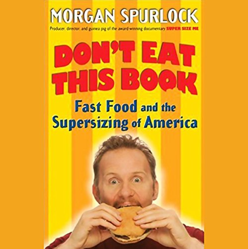 Don't Eat This Book audiobook cover art