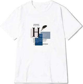 tシャツ メンズ 半袖 夏服 綿 カジュアル 無地 白 ホワイト 大きいおおきいサイズ トップス トップス 丸襟 プリントTシャツ