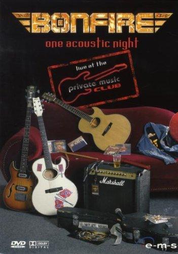 Bonfire - One Acoustic Night [2 DVDs]