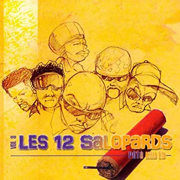 Les 12 Salopards,  vol. 8
