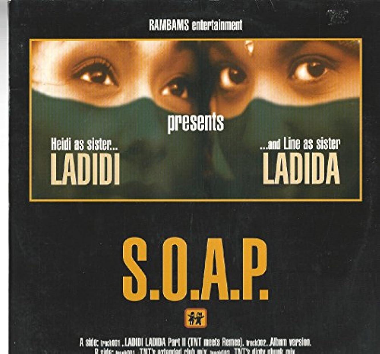 S.O.A.P.: Ladidi, Ladida 12