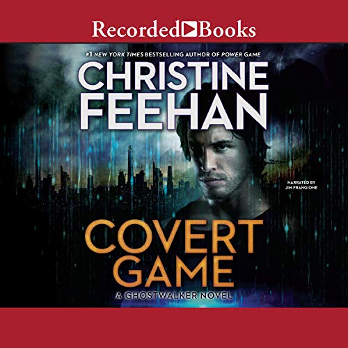 Covert Game Audiobook By Christine Feehan cover art