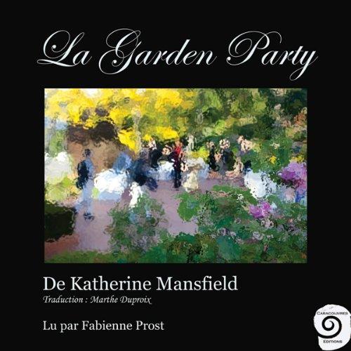 La Garden Party cover art