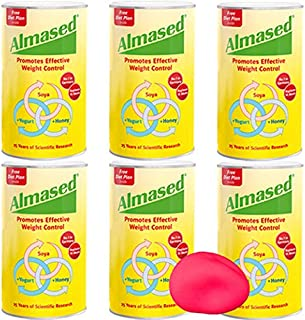Almased Meal Replacement Shake - Plant Base Protein - Weight Loss Formula - Low-Glycemic High Protein Diet - Metabolism & ...