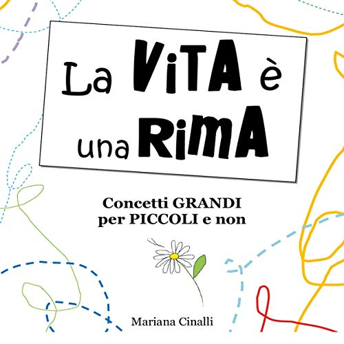La vita è una rima audiobook cover art