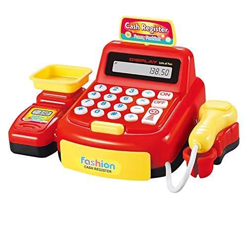 Goviells Elektronische Spielzeug Kasse...