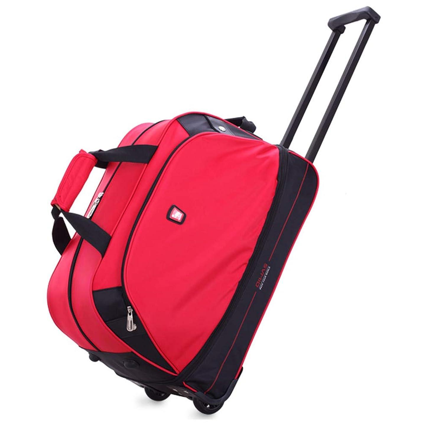 つらい太字アフリカ人OIWAS ボストンキャリー バッグ 機内持ち込み 旅行 ソフト キャリーバッグ 45-55L 大容量 2-3泊 トラベルバッグ 2way