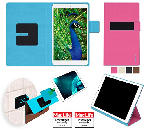 Hülle für Blaupunkt Polaris 808 Tasche Cover Hülle Bumper | in Pink | Testsieger