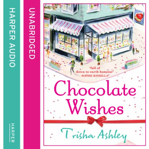 Chocolate Wishes audiobook cover art