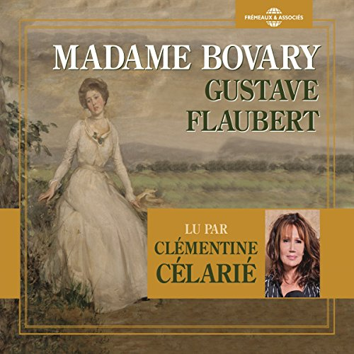 Madame Bovary [French Version] audiobook cover art