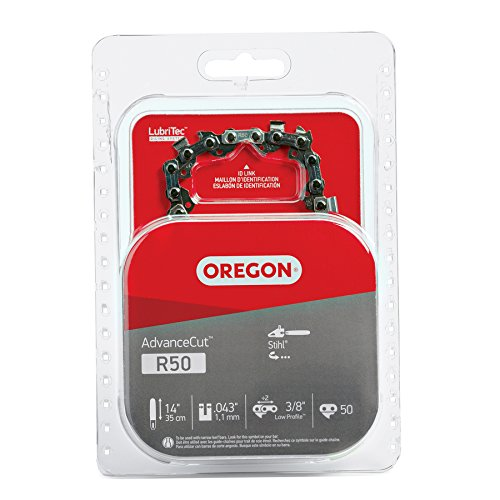 OREGON CUTTING SYSTEMS - Chain Saw Chain, Micro-Lite 90SG, Fits Stihl Models, 14-In.