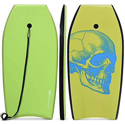 Goplus Super Lightweight Bodyboard