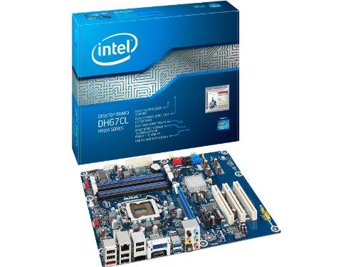 INTEL BLKDH67CLB3 ATX LGA1155 H67 chipset DDR3-1333 INTEL HD Graphics HDMI+DVI-I USB 3.0 ATX Bulk