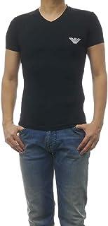 [EMPORIO ARMANI(エンポリオアルマーニ)] エンポリオアルマーニアンダーウェア VネックTシャツ 110810 9P523 メンズ [並行輸入品]