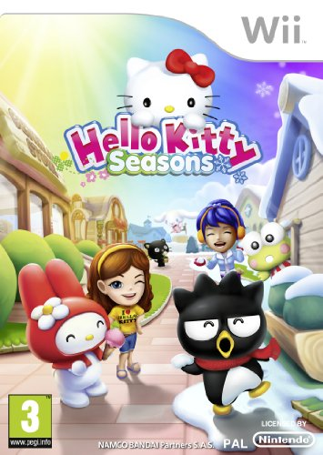 Hello Kitty: Seasons (Wii) [import anglais]