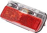 Busch & Müller Rücklicht Toplight Line Brake Plus 80 mm Fahrradlicht, Mehrfarbig, 10 x 3 x 3 cm