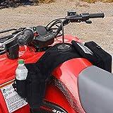 EFINNY ATV Tank Saddlebag Universal Motorcycles Snowmobiles ATV Tank Top Saddle Bag Waterproof Rack Bag Motor Fuel Tank Pouch Motorcycles Waterproof Front Accessories Storage Pack