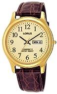 Lorus RXF48AX9 Gents strap watch